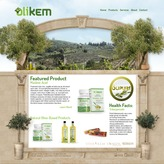 Olikem Website Design