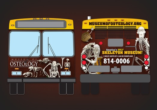 Bus Front/Back Artwork