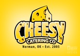 Cheesy Catering Company Logo Design - Conceptual Teaching Aid